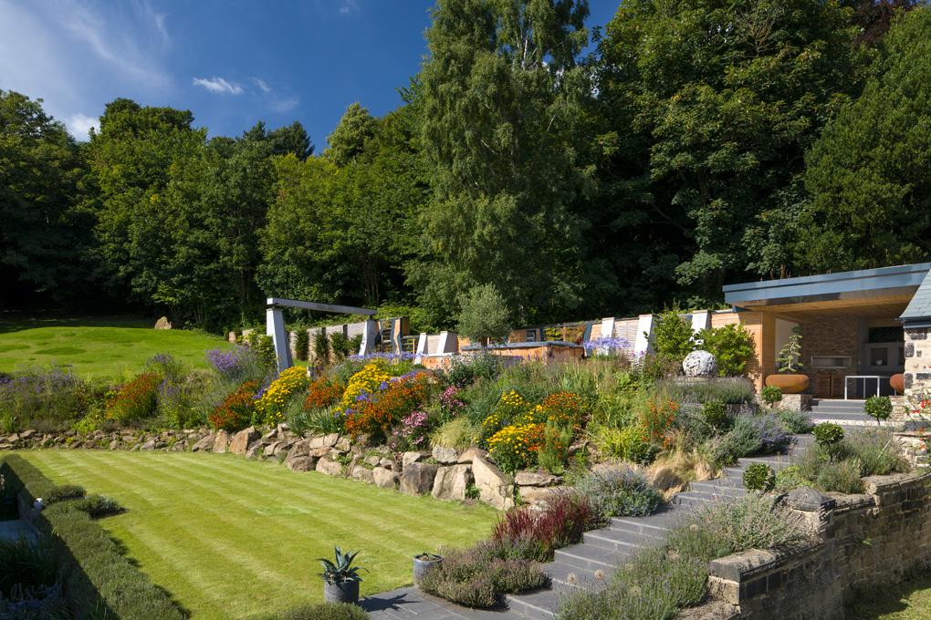 Garden Design in Leeds by PWP Landscape Design   PWP LANDSCAPE