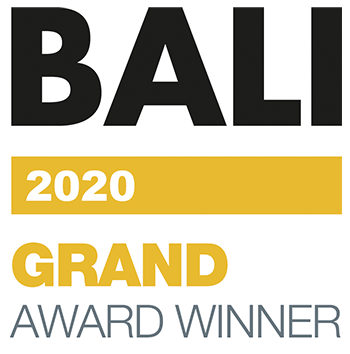 BALI Grand Award Winners 2020.